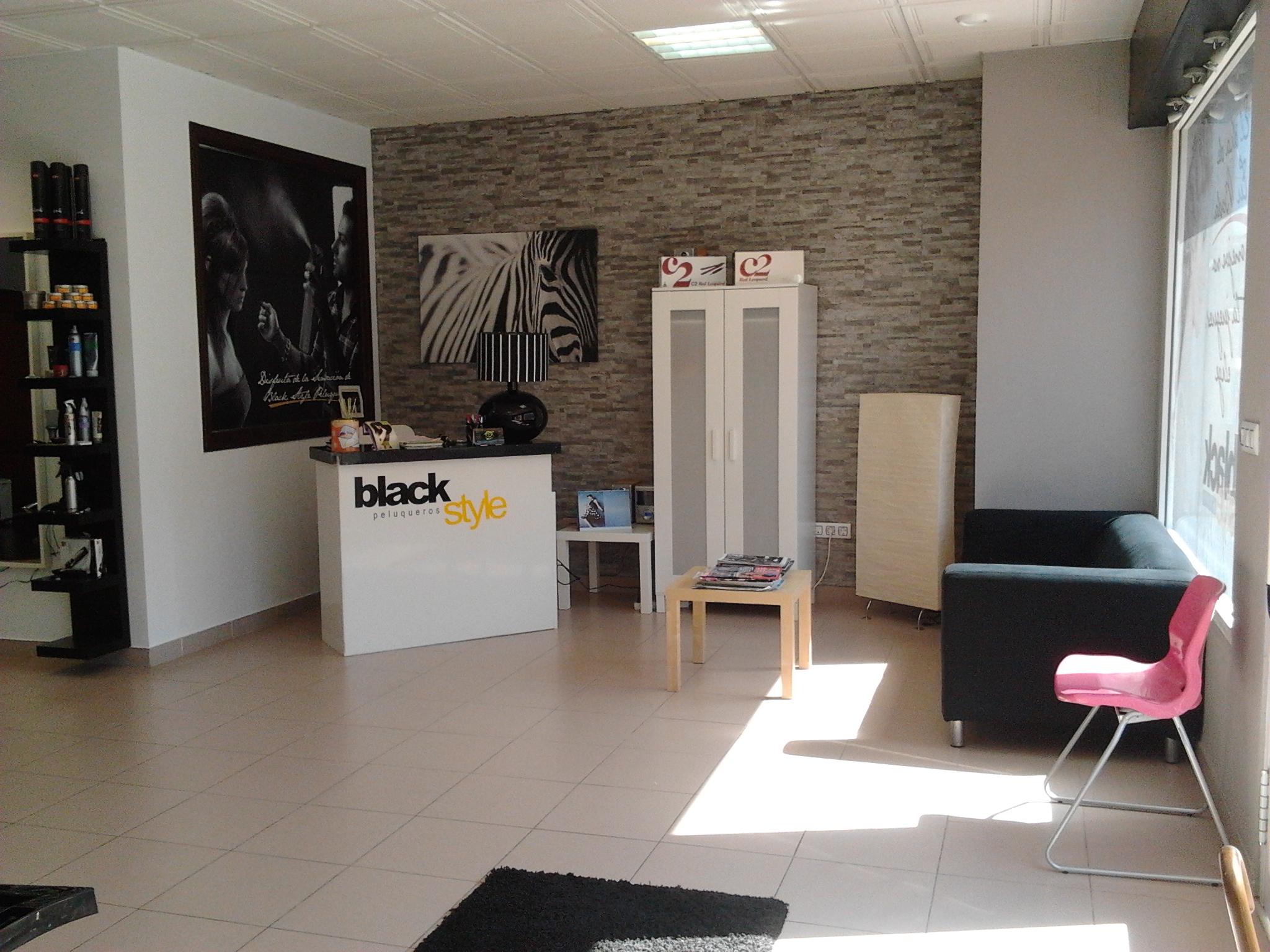 Salones con encanto reflexiones de black style peluqueros nanomaxblog - Salones con encanto ...